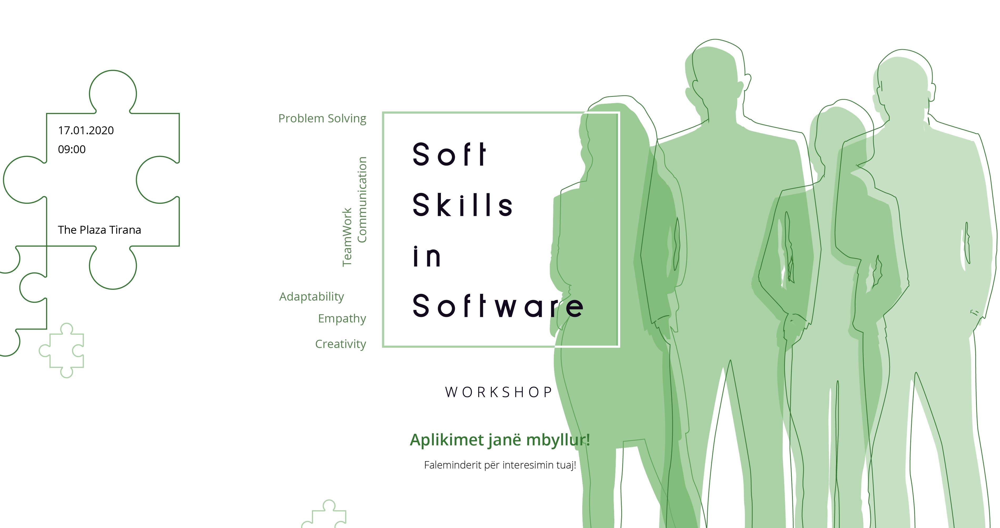 "Workshop ""Soft Skills"